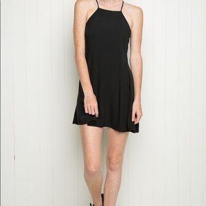 Brandy Melville Abagail Dress in black, M